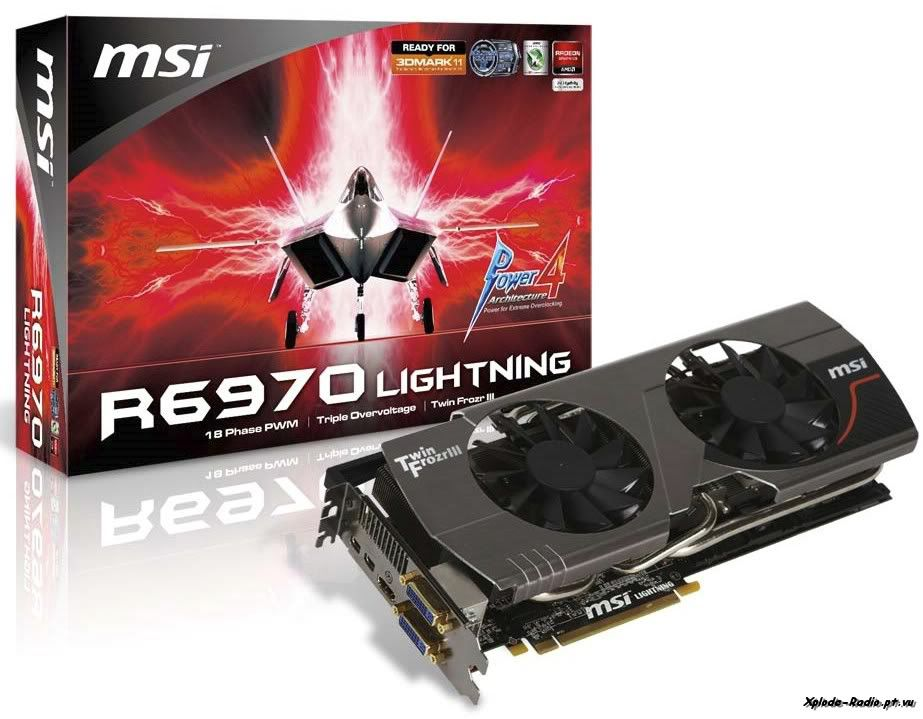 MSI Launches HD 6970 and GTX 580 Lightning Series Graphics Cards 167a