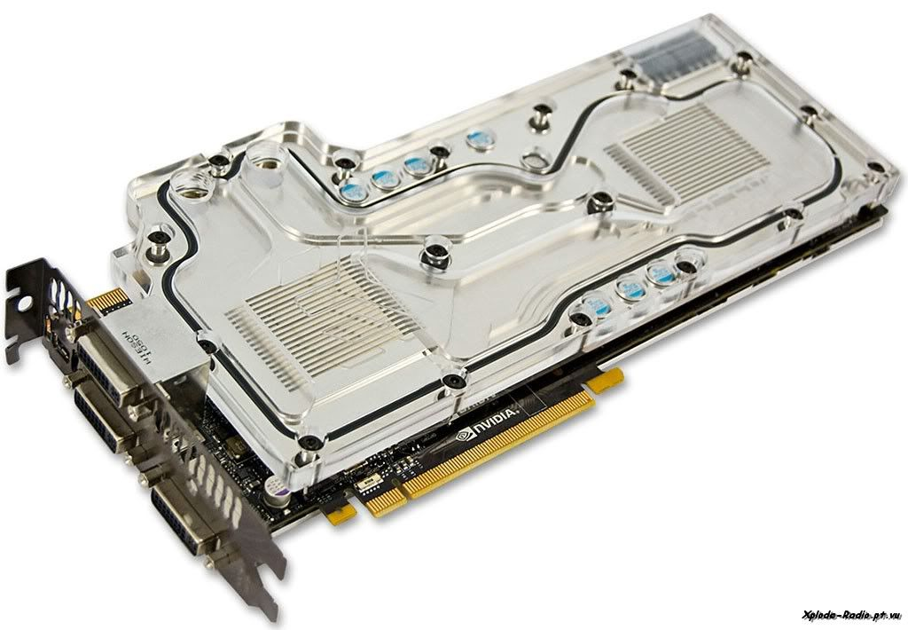 EK Introduces Two Water Blocks for NVIDIA GeForce GTX 590 174d