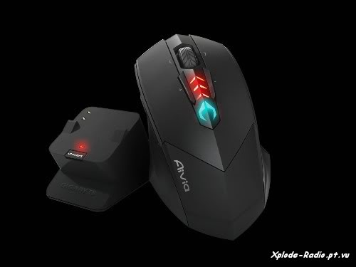 GIGABYTE Officially Launches Aivia M8600 Wireless Macro Gaming Mouse 185d