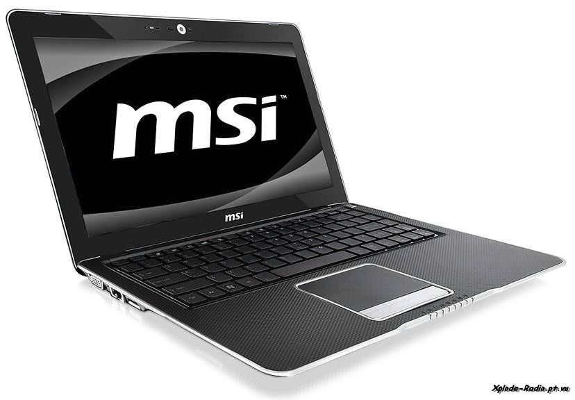 MSI Announces X370 Ultra Light and Slim Notebook 194c