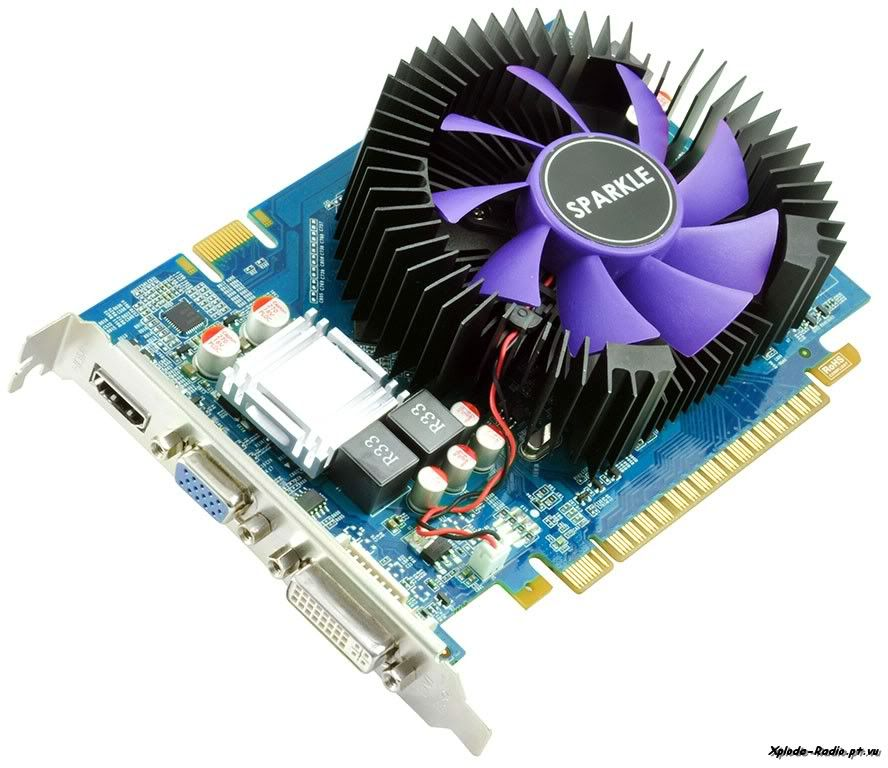 Sparkle Announces GeForce GTS 450 1 GB, 2 GB DDR3 Graphics Cards 195b