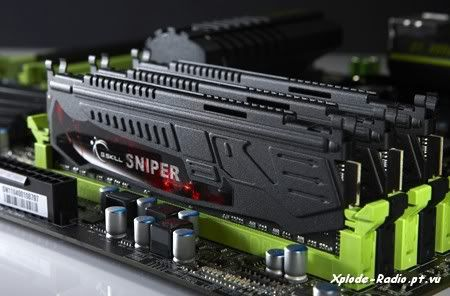 G.Skill Launches Its New Sniper Memory Series Aimed at Gamers and Case Modders 77b