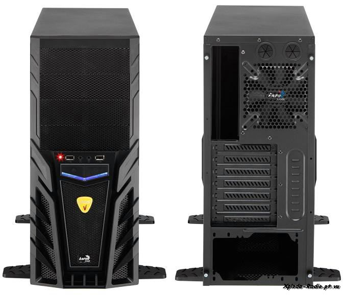 AeroCool Intros Vs-4 ATX Mid-Tower Case Targeting Bang-for-Buck Price-Point  84e
