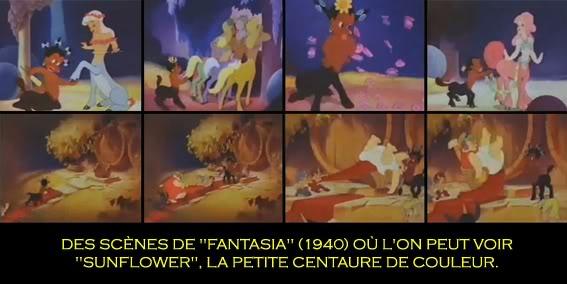 """Pétition pour la version originale sans aucune censure du Chef-d'œuvre de Walt Disney, """"Fantasia"""" Francese"""