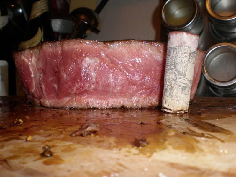 Steak Porn---OK, I Had To Do It P8090437