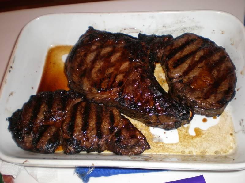 Steak Porn---OK, I Had To Do It P8240168