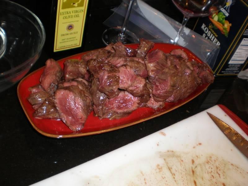 Steak Porn---OK, I Had To Do It PA040273