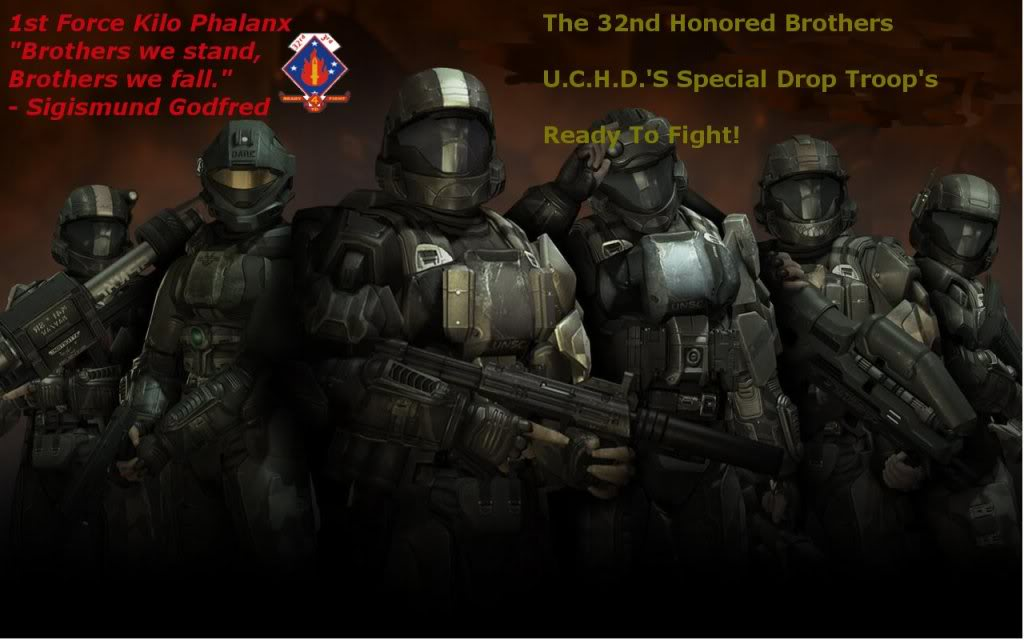 32ndhonoredbrothers.proboards.com you will enjoy! Halo_odst_2_1280x800
