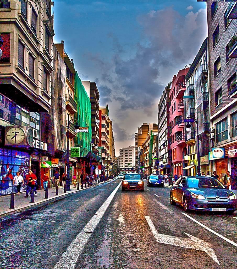 Calle Ruzafa Ruzafa221-1