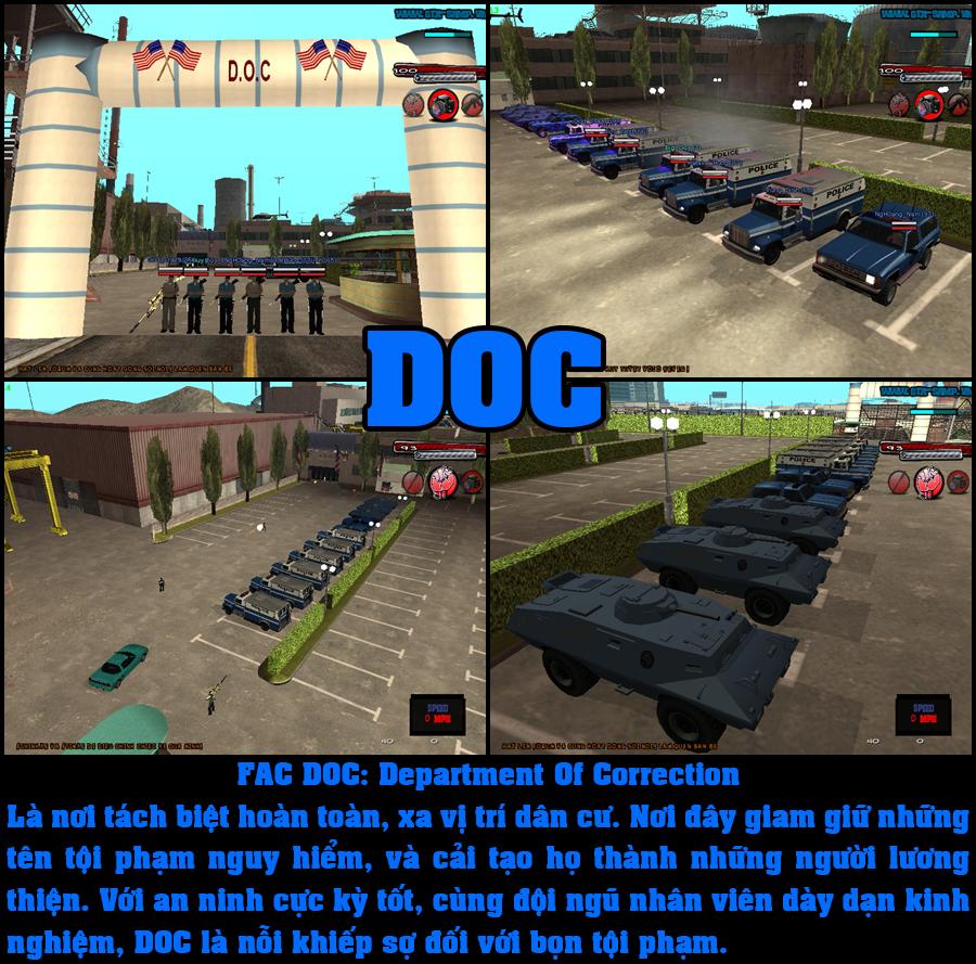 GAME nhập vai - Gta San Andreas phiên bản multiplayer. 11