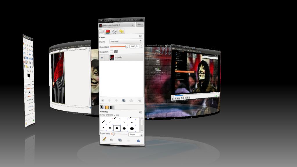 LinuxGaliza Precise Instantnea13