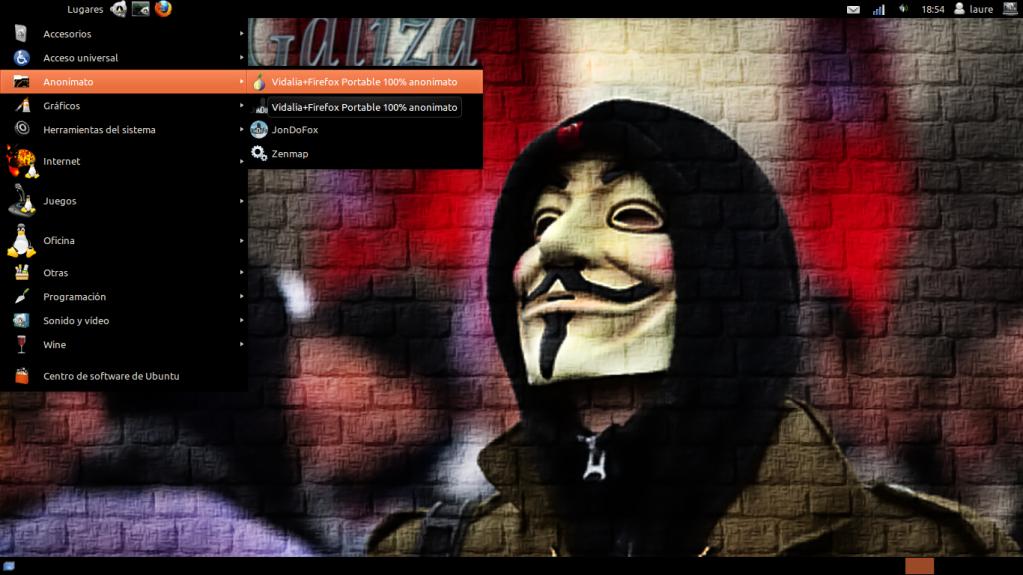 LinuxGaliza Precise Instantnea2