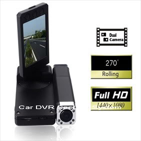 Car DVR Security System 1-16