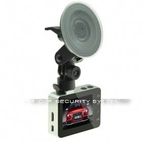 Car DVR Security System 1-4