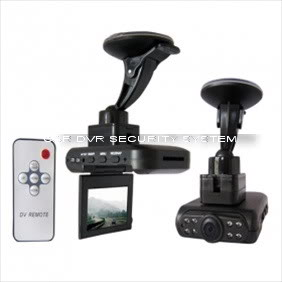 Car DVR Security System 1-5