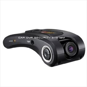 Car DVR Security System 1