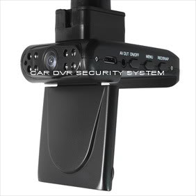 Car DVR Security System 2