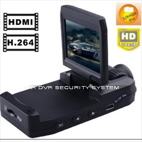 Car DVR Security System 3-4