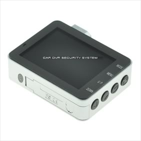Car DVR Security System 3
