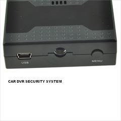 Car DVR Security System 4-1