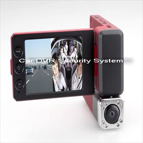 Car DVR Security System 4-10