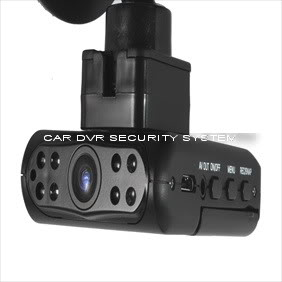 Car DVR Security System 4-3