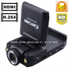 Car DVR Security System 4-4