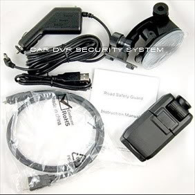 Car DVR Security System 5-3