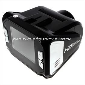 Car DVR Security System 8-4
