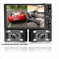 Car DVR Security System 8