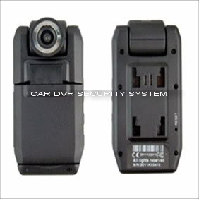 Car DVR Security System 9