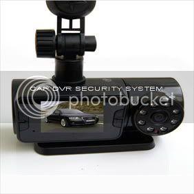 DV5050 2.0 Inch HD720P Night Vision Dashboard Camera Vehicle DVR DV5050p