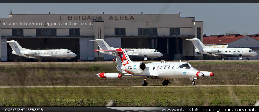 FOTOS: I Brigada Aérea de El Palomar - SADP-PAL 3-79