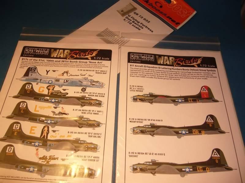 Titta vad brevbäraren kom med!!!! och annat som landat i hobbyrummet. - Sida 2 P1050801_small