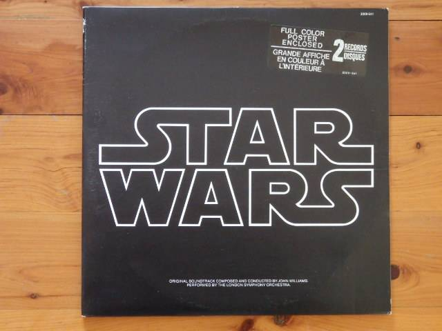 "FS: Small 12"" OST Star wars LP collection X 18 albums Canada1_zpsd3e748b4"