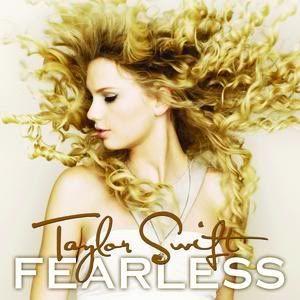 Taylor Swift – Fearless album Fearless-Australian-Version