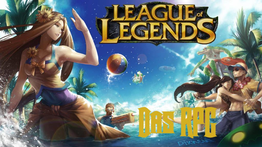 League of Legends RPG