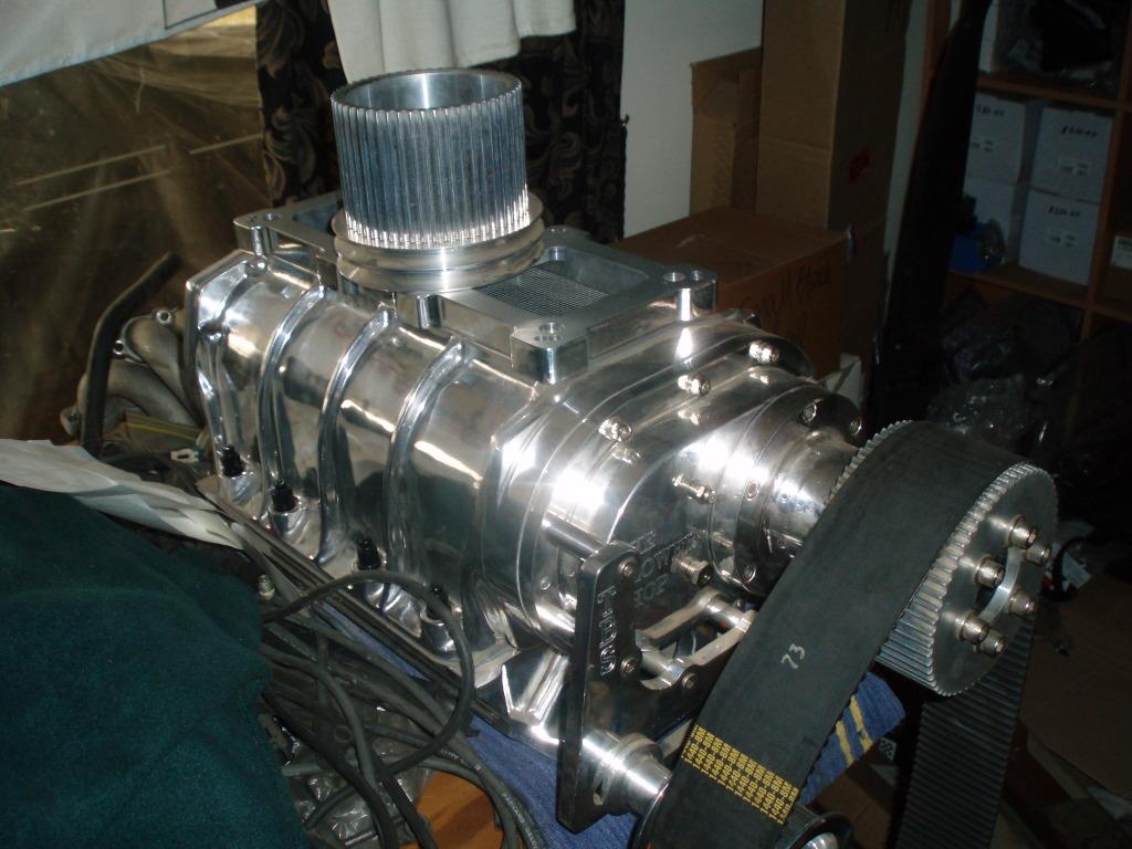 454 HZ One Tonner Supercharger1