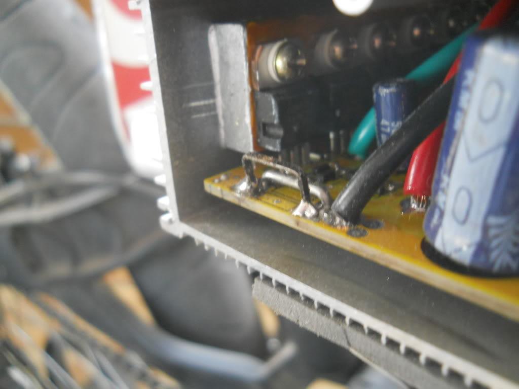 Modifier votre controlleur pour augmenter les AMP 004-15