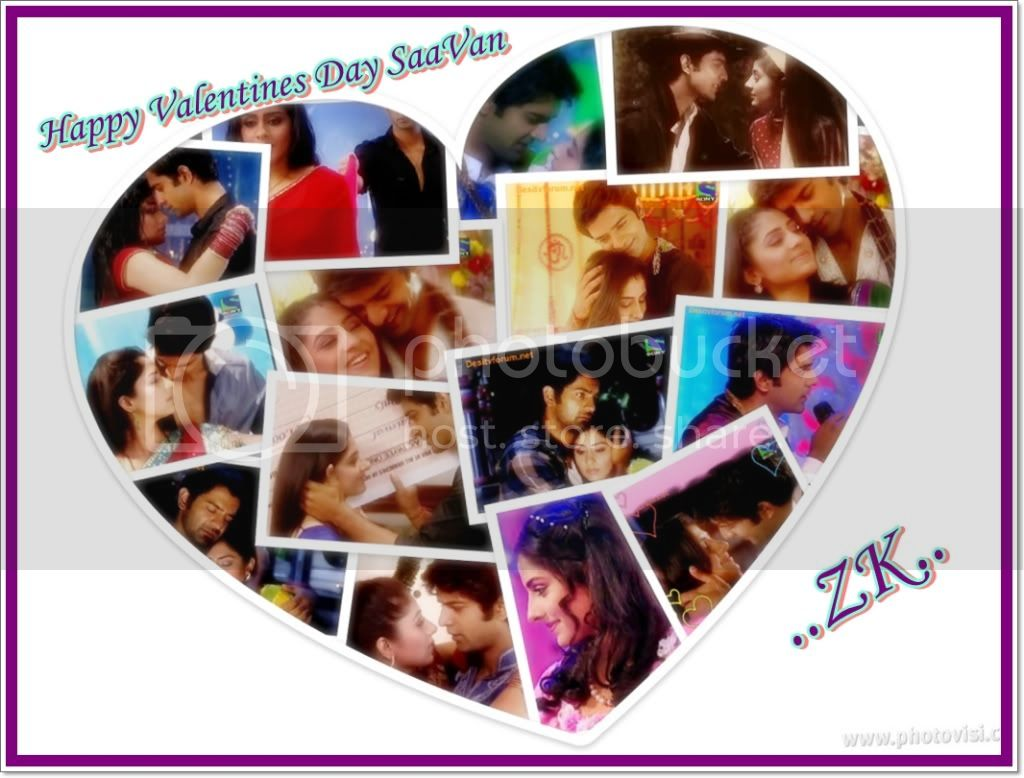 New Collage for Valentines Day by Kumar SaaVan1
