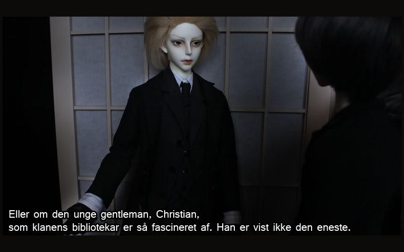 """Rubin: Episode 01 - """"Kære dagbog ..."""" Ep01k"""