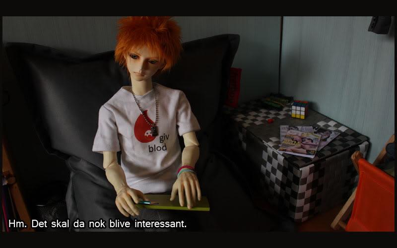 "Rubin: Episode 01 - ""Kære dagbog ..."" Ep01l"