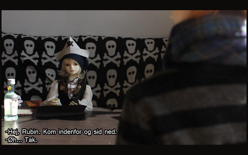 "Rubin: Special - ""Fortæl mig om dine problemarrrh!"" Pirata"
