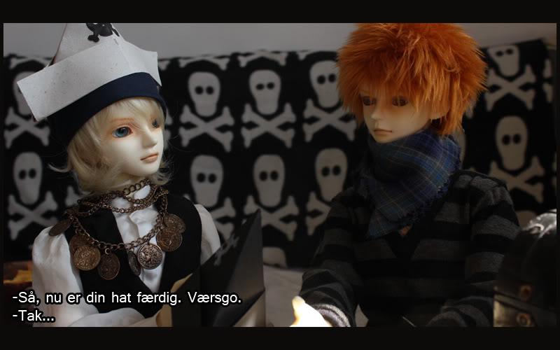 """Rubin: Special - """"Fortæl mig om dine problemarrrh!"""" Piratg"""