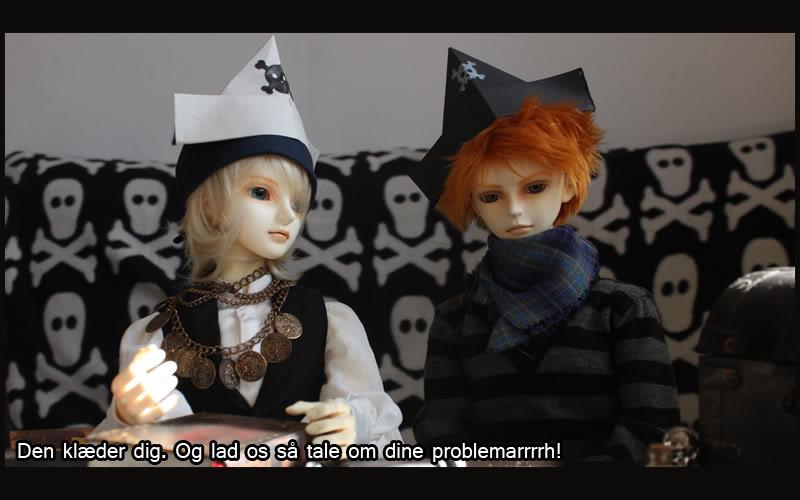 "Rubin: Special - ""Fortæl mig om dine problemarrrh!"" Pirati"