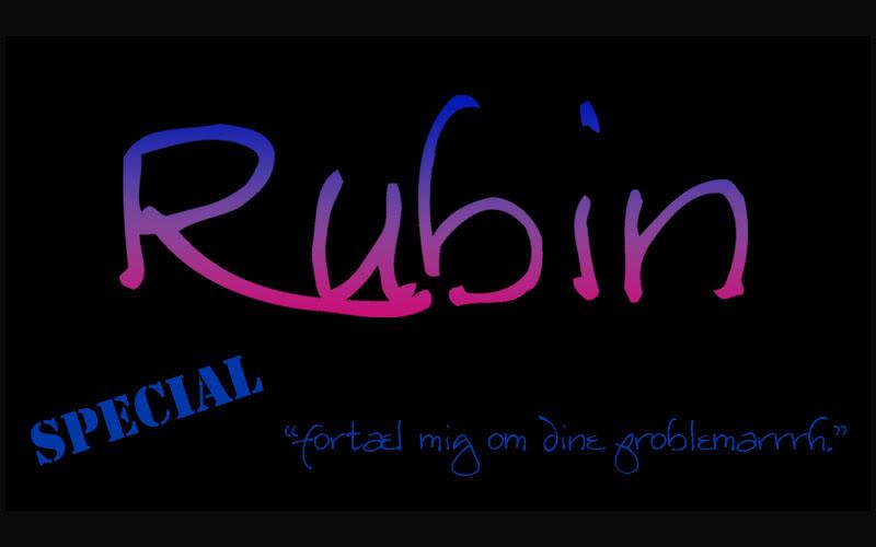"Rubin: Special - ""Fortæl mig om dine problemarrrh!"" Pirattitle"