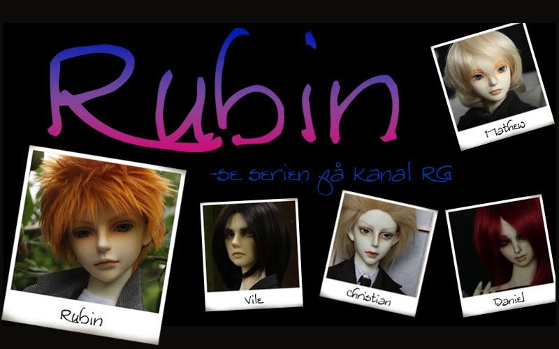 Database over fotohistorie-serierne Rubinreklame