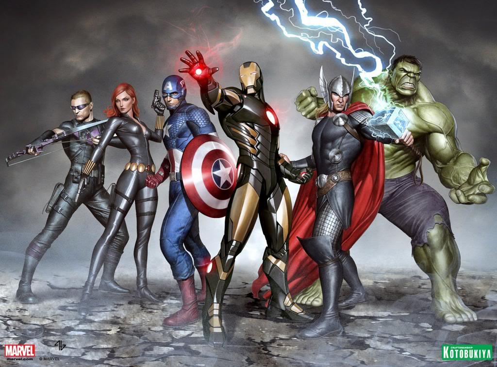 Kotobukiya Kotobukiya-The-Avengers-ARTFX-Preview_zpsc233ba50