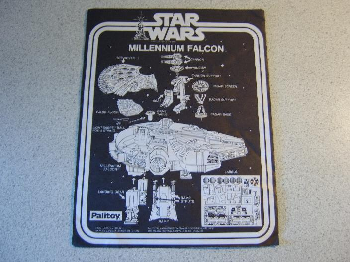 The TIG Detail Game - summer edition. The winner is Paul. - Page 3 MillenniumFalcon04