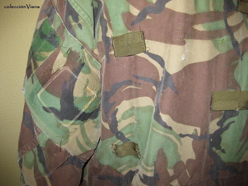 Chaqueta de francotirador UK Parasmocksniper18011210Copiar